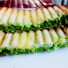 Grilled Peas sandwich