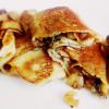 Prawn Pancake roll