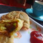 Cauliflower Samosas