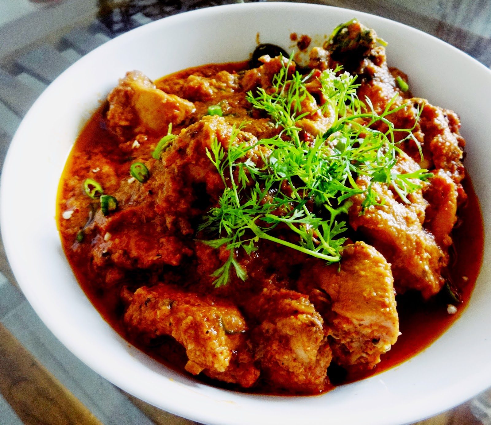 Chicken Kolhapuri