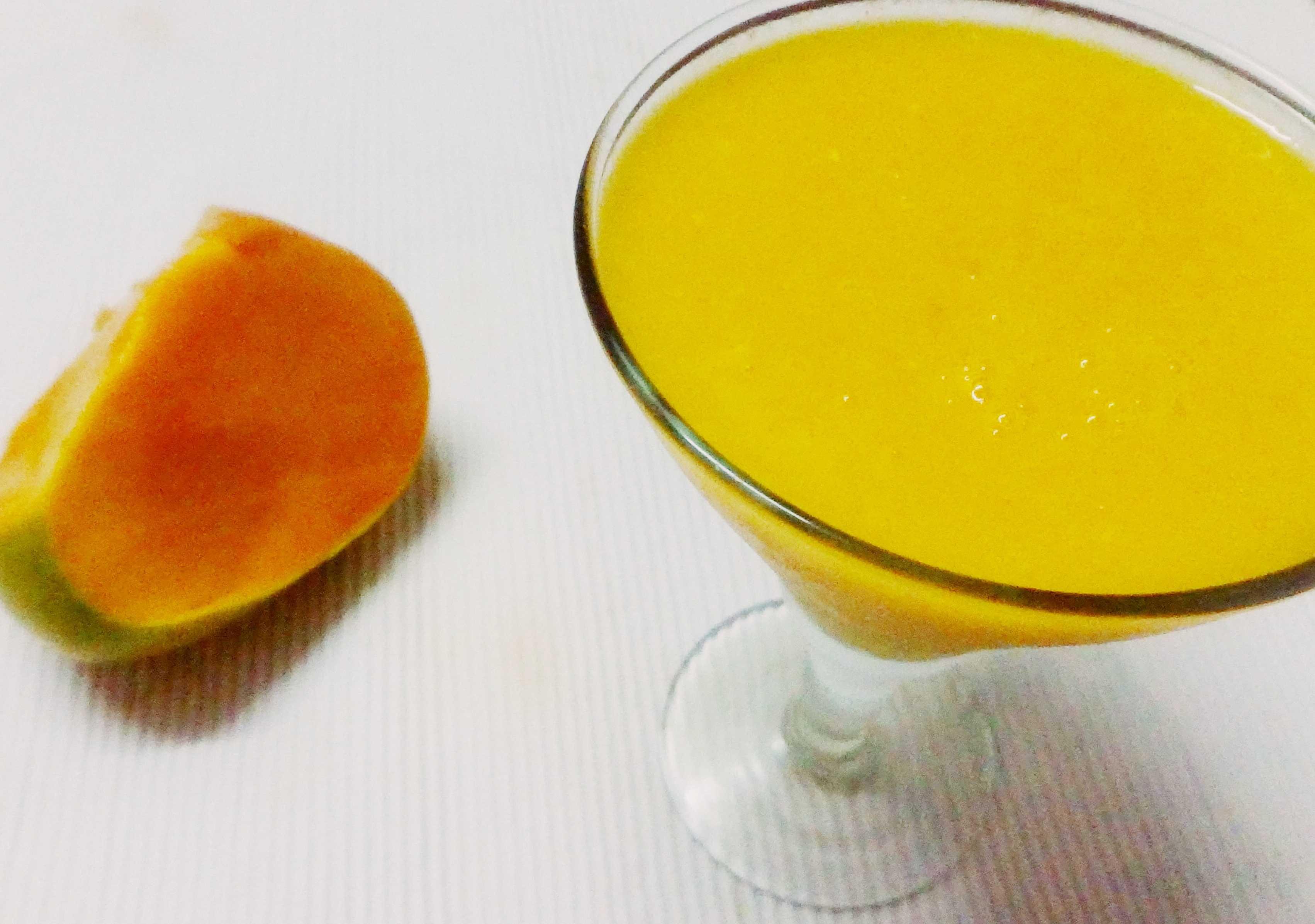 Mango ginger detox