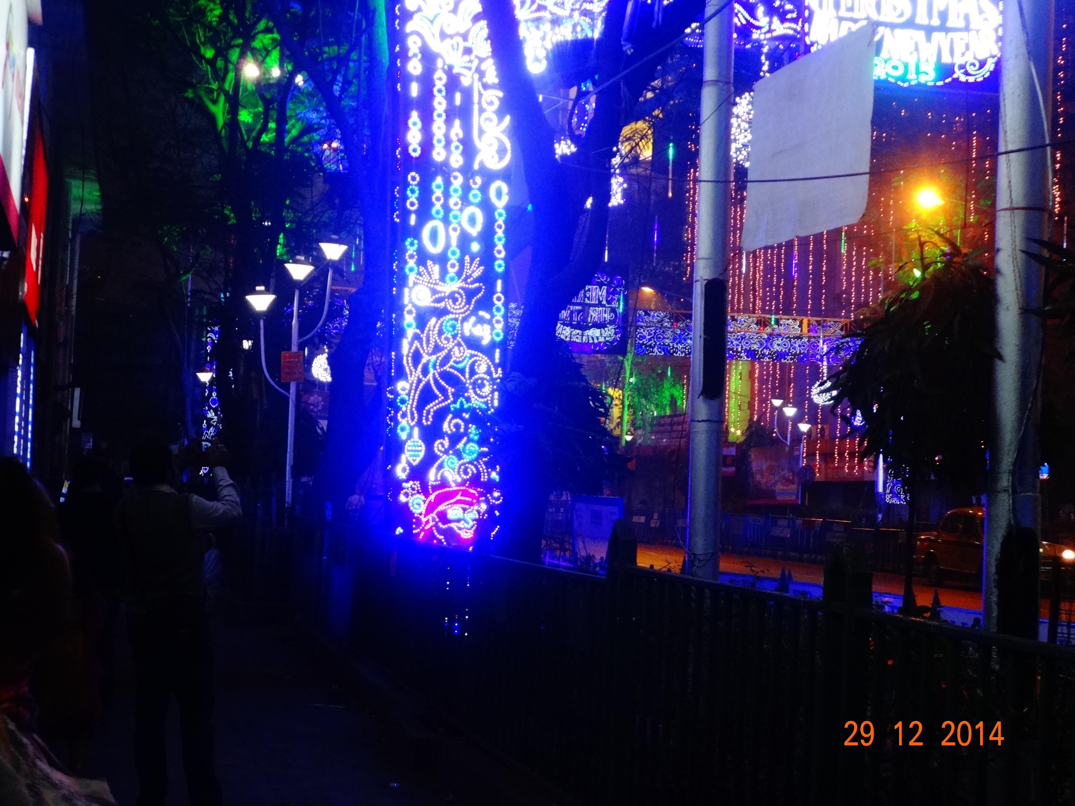 Russel street