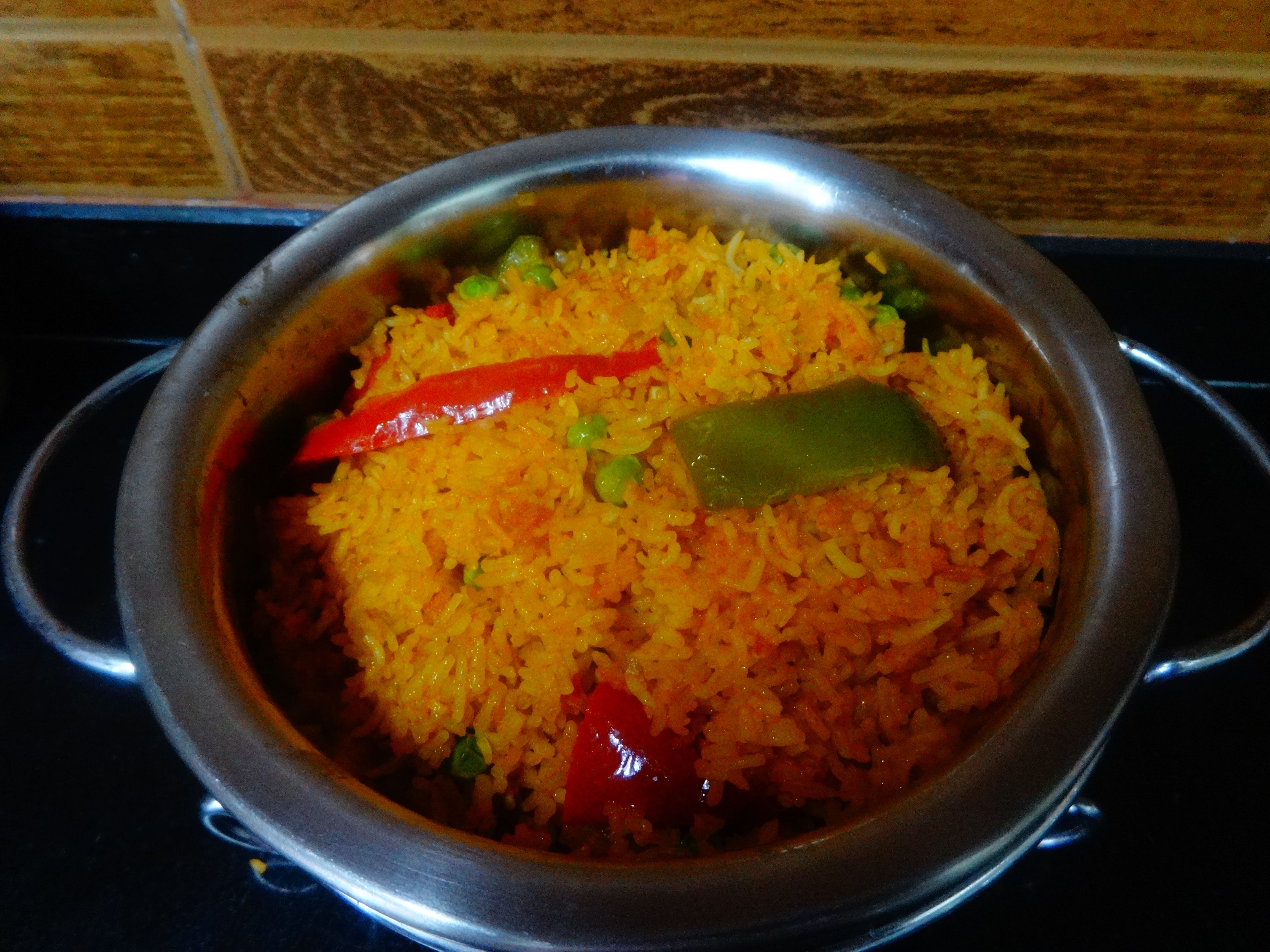 West African Jollof Rice