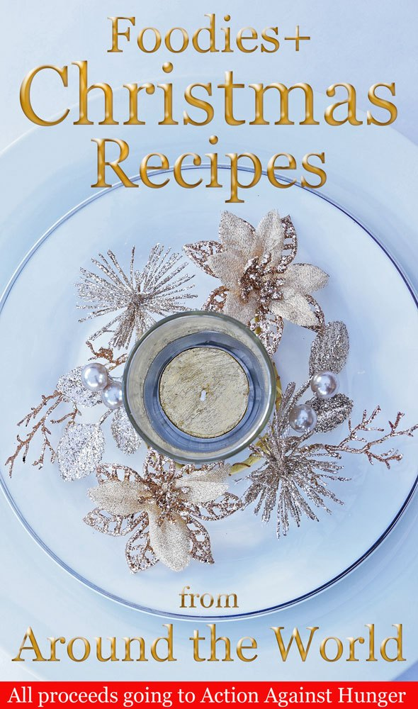 Foodies+ Christmas cookbook