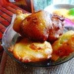 Stuffed chicken breasts
