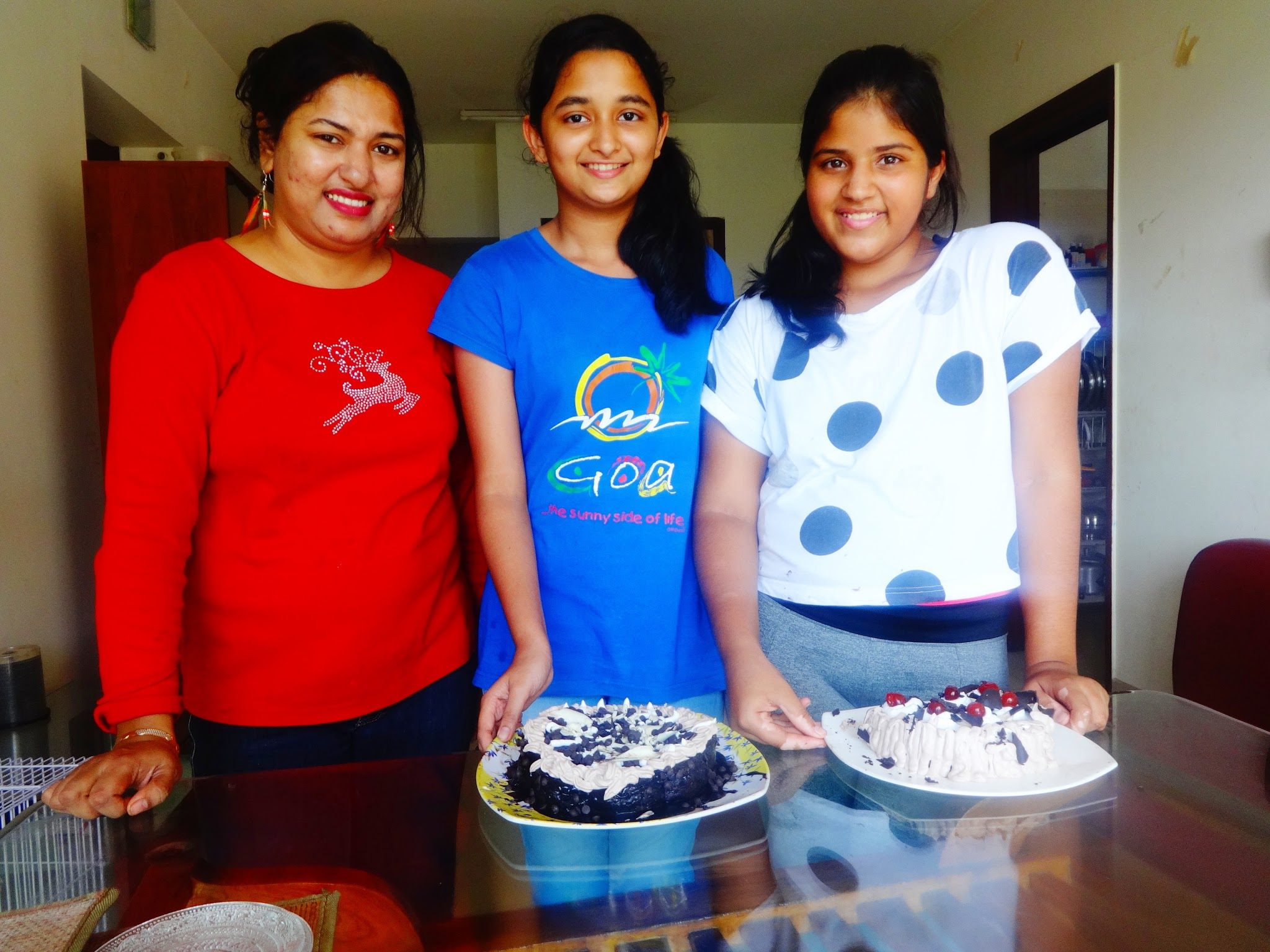 black forest cake workshop
