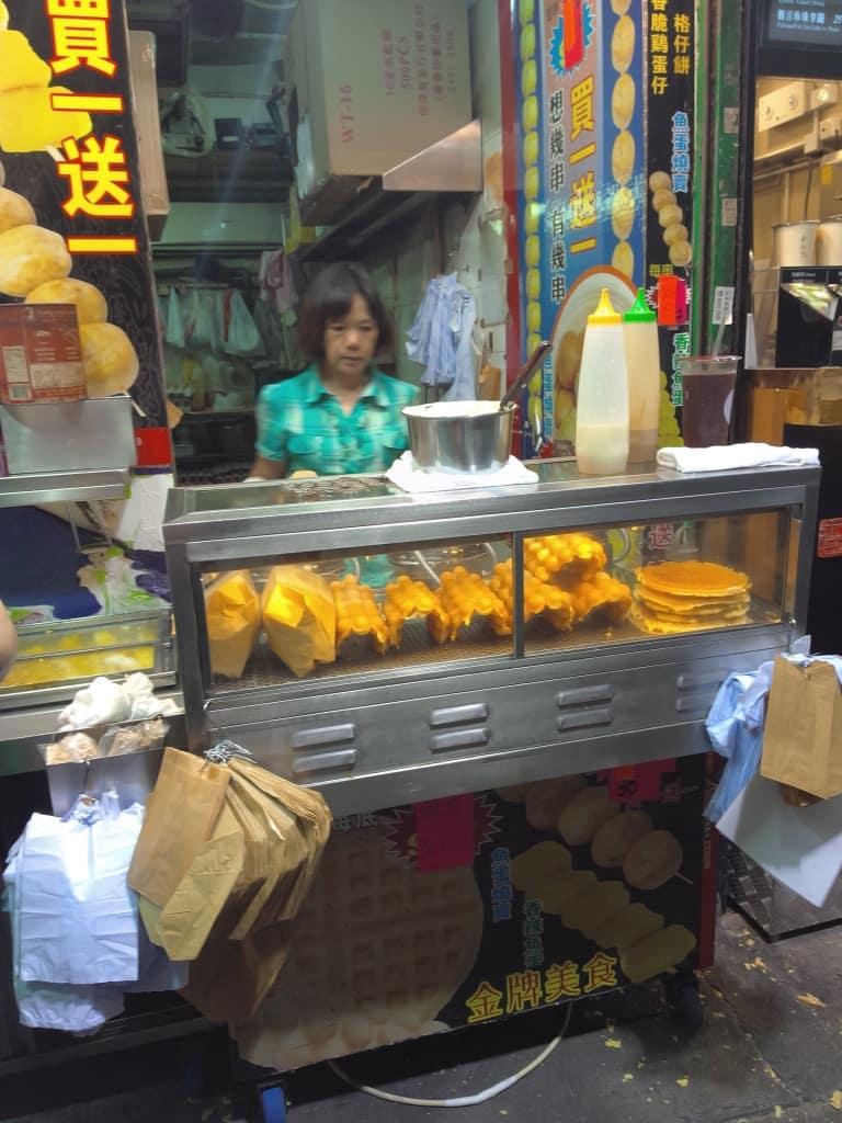 A foodie's Trip to Hongkong