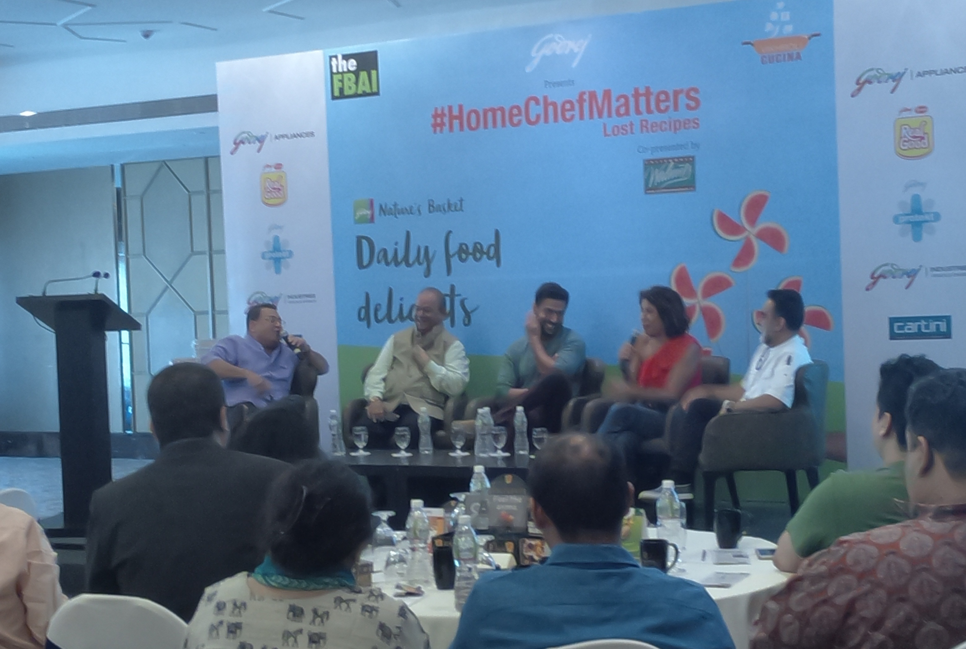 HomeChefMatters ,a unique conference for Home-chefs challenges opportunities latest trends and lost recipes