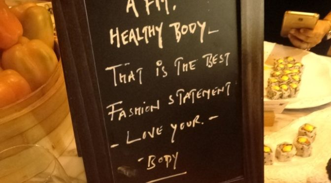 FBAI fitness conference,brainstorming around health nutrition fitness,JW Mariott Juhu