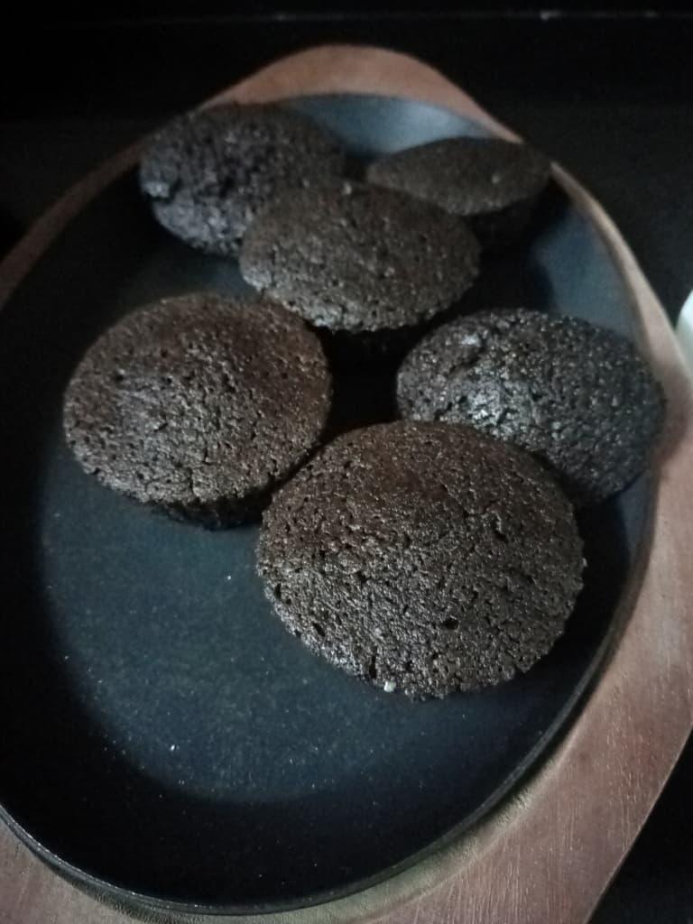 chocolate ragi cake