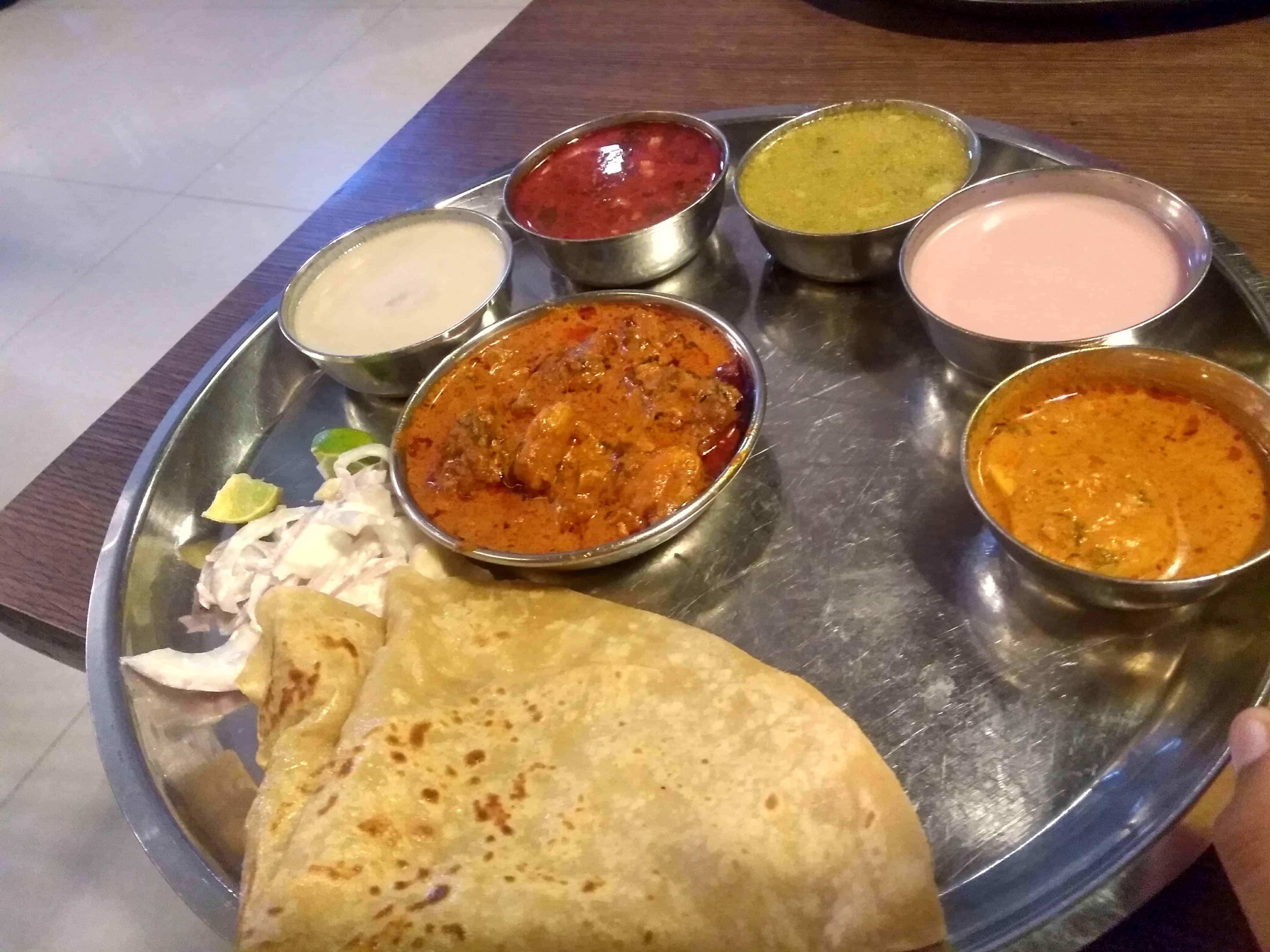Non-vegetarian food in Kolhapur