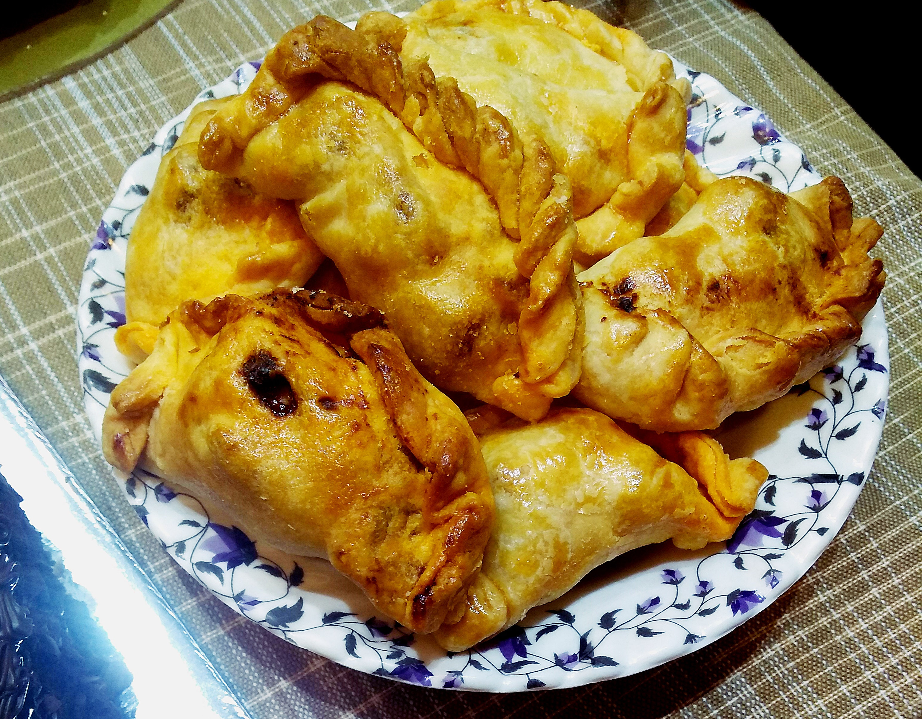 Malaysian curry puff recipe