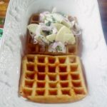 KartoffelWaffleln by Shital kakad..potato waffles