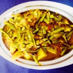 Karela ki sabzi for roti | Bitter gourd vegetable recipe