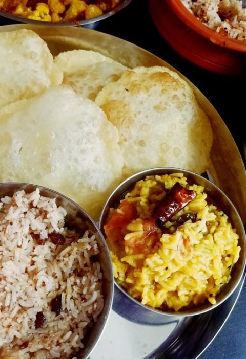 Indran vegetarian meal planner