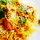 Mahi biriyani(	fish biryani recipe indian)