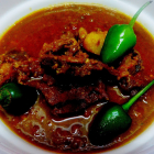 Mangsher jhol(Bengali traditional lamb curry)