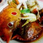 Kakrar Jhal(Bengal style crab curry)
