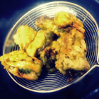 Cilantro stuffed Jalapinos(bharwa dhaniya Mirchi)
