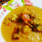 Prawn Korma curry(Chingrir Korma)