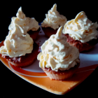 Gluten free lemon coconut cup cakes