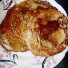 Millet pancakes gluten free