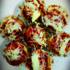 Pizza Muffins recipe | How to make eggless pizza muffins