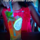 Top 5 cool summer nonalcoholic drink