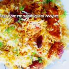 8 best Biryani recipes from my blog