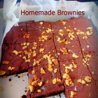Homemade Brownies  Easy brownie recipe with oil