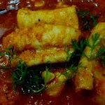 Croatian fish stew