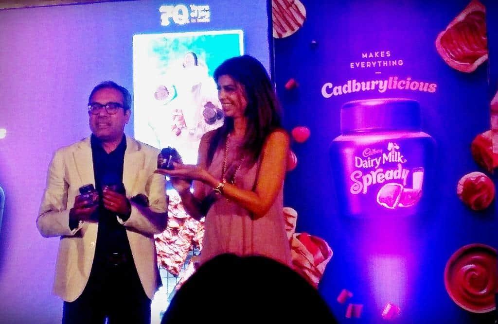 cacadbury cookbook launch