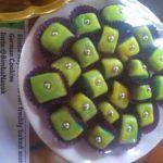 Marzipan cookies by Bimba Nayak