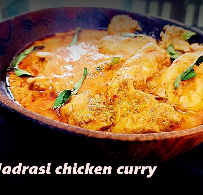 Madrasi chicken curry