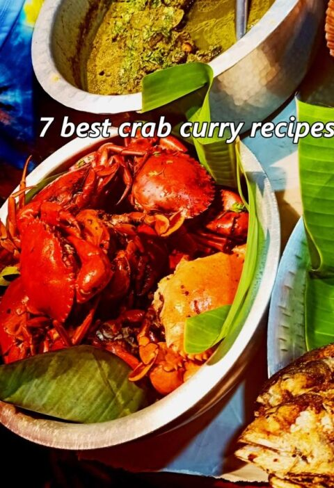 7 best crab curry recipes